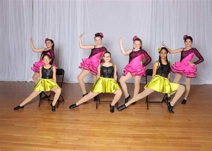 Musical Theater Jazz-Lyrical for Grades 4 and Up