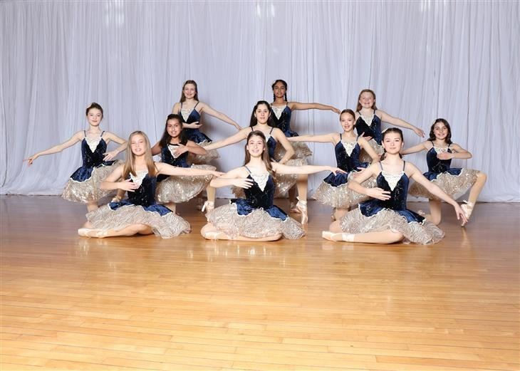 Pointe and Pre-pointe-Advanced Ballet Techniques Grade 5 and Up