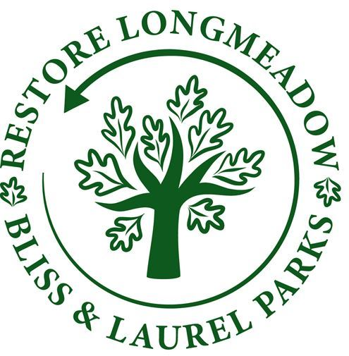 Restore Bliss and Laurel Parks Logo