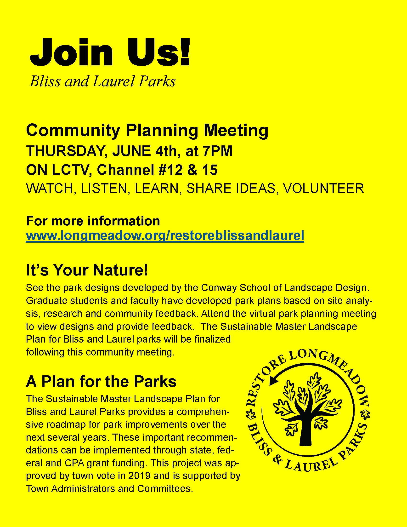 Second Planning Public Forum June 4 2020