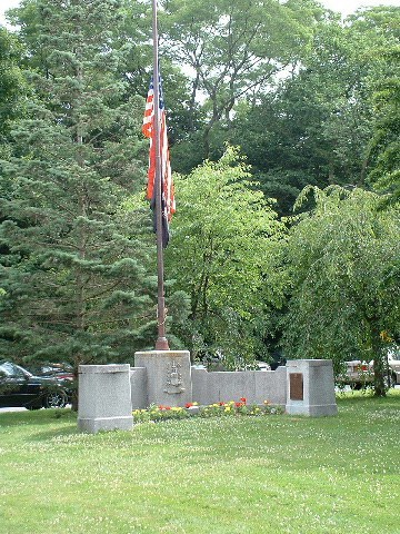 Veterans Memorial Site